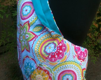 Baby Sling Carrier  - Bodilla Turquoise Lining