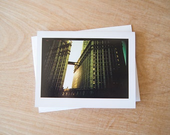 Downtown Chicago - 4.25x5.5 Greeting Card
