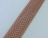 Cable Chain, Solid Stainless Steel, 3 mm Links, 6 Ft. SS3