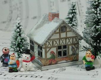 Gray Gnome Home - #D017-23-4