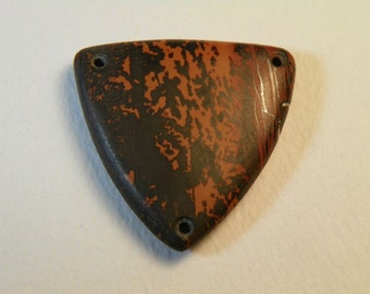 Indian Paint Rock Custom Focal Bead