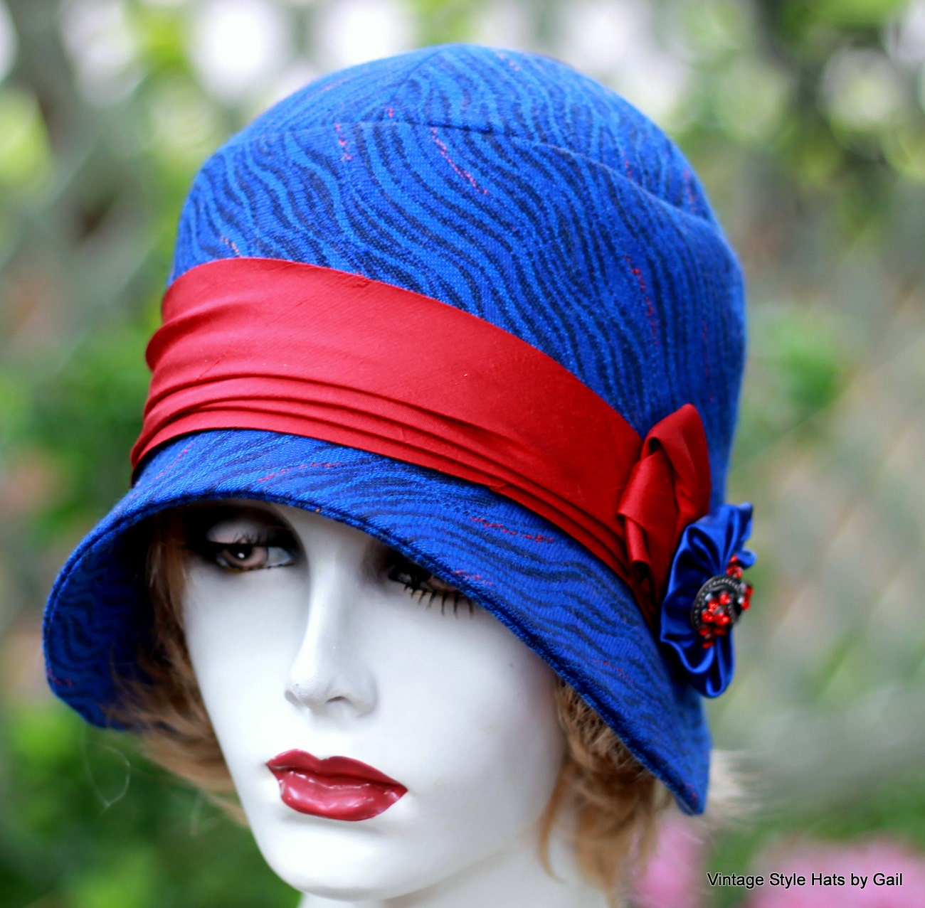 womens trendy hats 20 s wool cloche downton royal