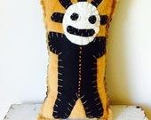 Halloween Rag Doll Pillow