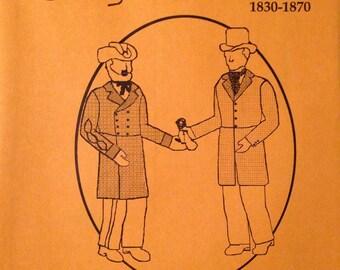 Frock Coat 1830 - 1870