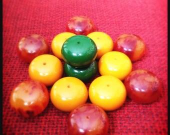 ViNTaGE Big Bakelite & Catalin Beads