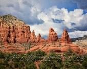 Sedona - Fine Art Photograph - Canyons - Red Rock - Southwest  - Southwest Fine Art - Landscape -  Home Decor - Office Decor
