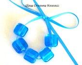 Lampwork Glass Beads (5),...