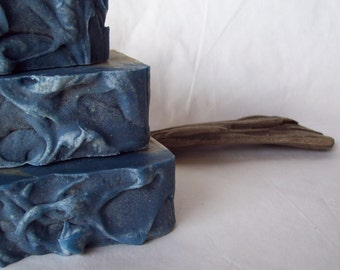 Organic Soap For Men with Sea Kelp, Herbal Soap,  Bath and Beauty Products