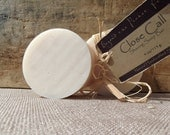 Unscented Shaving Soap with Kaolin clay