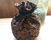 My Pretty Dice Bag - October Leaves Edition