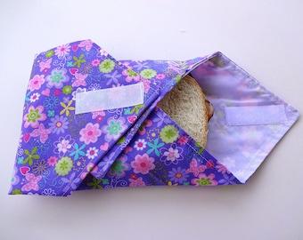 Reusable Sandwich Wrap Butterflies