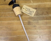 Cork dispenser pump