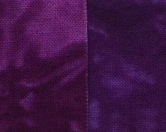 Starr Design 4 Pack Fat Quarters Raspberry Crush Hand Dyed Cotton Fabrics