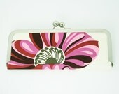 Grandiflora Credit Card Clutch, free shipping within the US
