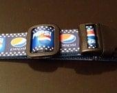 Pepsi Dog Collar