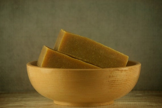 Spiced Pumpkin Soap - All Natural Handmade Soap - Essential Oil Soap