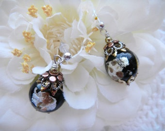 Beautiful Venetian Glass Post Earrings