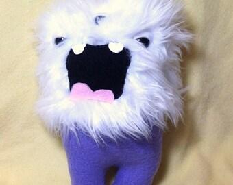 Cute Monster - Weird Plush Furry Stuffed Toy