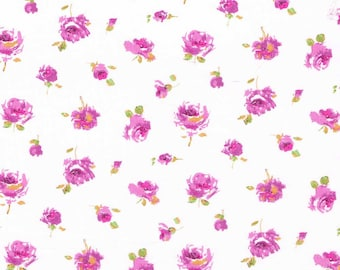 Liberty Fabric Rosa A Tana Lawn One Yard