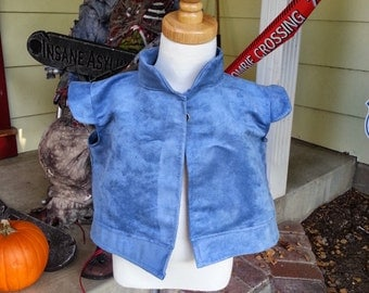 Flynn Rider Vest Costume for little boy ready to ship