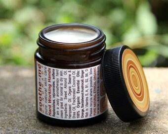 Luxe! Orange, Ginger & Sandalwood Hardworking Hand Cream 30ml