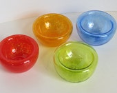 Mini Dishes, Set of Four ...