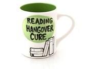 Reading hangover cure - gift for book lover, graduation, teacher gift