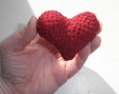 RESERVED LISTING for LK  //8 Valentine's Day Catnip Hearts//