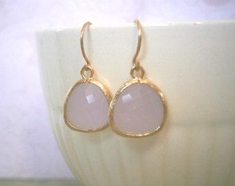 Opal Earrings, Gold Earrings, Wife, Girlfriend, Mom, Sister, Best Friend, Bridesmaid