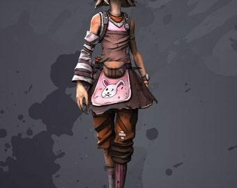 Custom Made to Order Tiny Tina Cosplay outfit