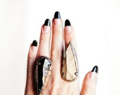 Arrowhead Ring - EVIDENCEJEWELRY