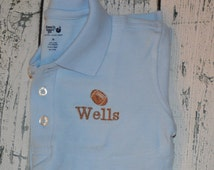 Popular items for personalized polo on etsy for Personalized polo shirts for toddlers