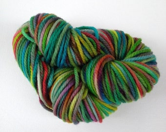 RAINFOREST - Superwash Merino Wool - Bulky
