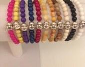 Mini Buddha Beaded Bracelet