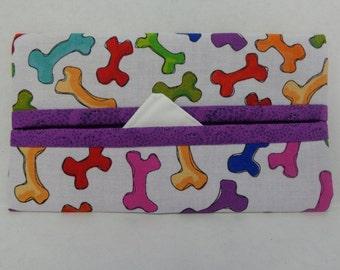 Puppy Love Tissue Cozy/Gift Card Holder/Party Favor/Wedding Favor