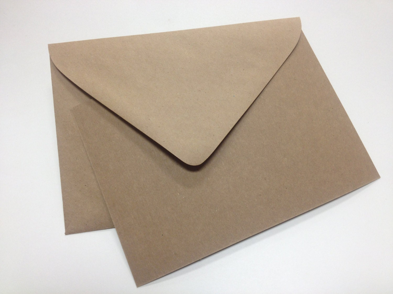 Brown Kraft Envelopes