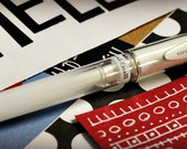 Uniball Signo White Pigment Pen
