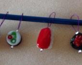 Sushi Stitch Markers
