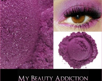 Clearance-Pink Mineral Eye Shadow-Heliotrope
