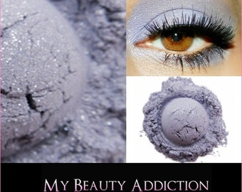 Clearance-Mineral Eyeshadow- Lavender Diamonds