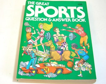 The Great Sports Question & Answer Book By Michael J Pellowski And Steven Duquette