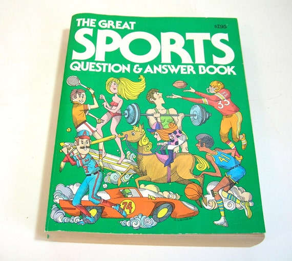 The Great Sports Question & Answer Book By Michael J Pellowski
