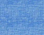 Blue Sketch by Timeless Treasures 1 Yard