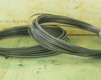 Square Aluminum Wire - 1/2 Hard 25 feet - 18 gauge - 100% Guarantee - Made in the USA