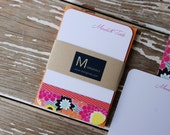 Personalized Notecards - Set of 8 - Callie Notes