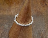 silver twig ring branch ring nature inspired perfect for stacking all sizes available
