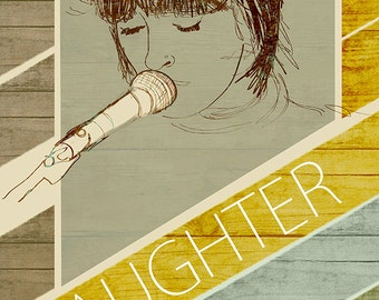 Daughter Poster - Limited Edition - Signed by Artist