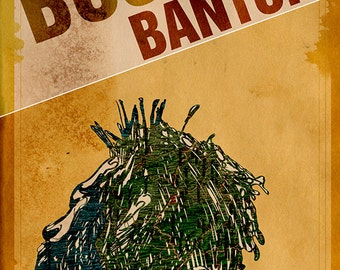 Buju Banton Poster - Limited Edition - Signed by Artist
