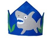 Chomper the Shark Crown