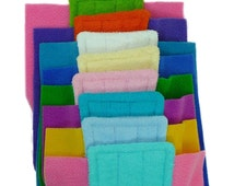 1 SWIFFER TERRY/ TERRY Reusable pad, Washable pad, Terry Cloth on Both sides, An eco friendly Reusable pad refill for your Swiffer Sweeper